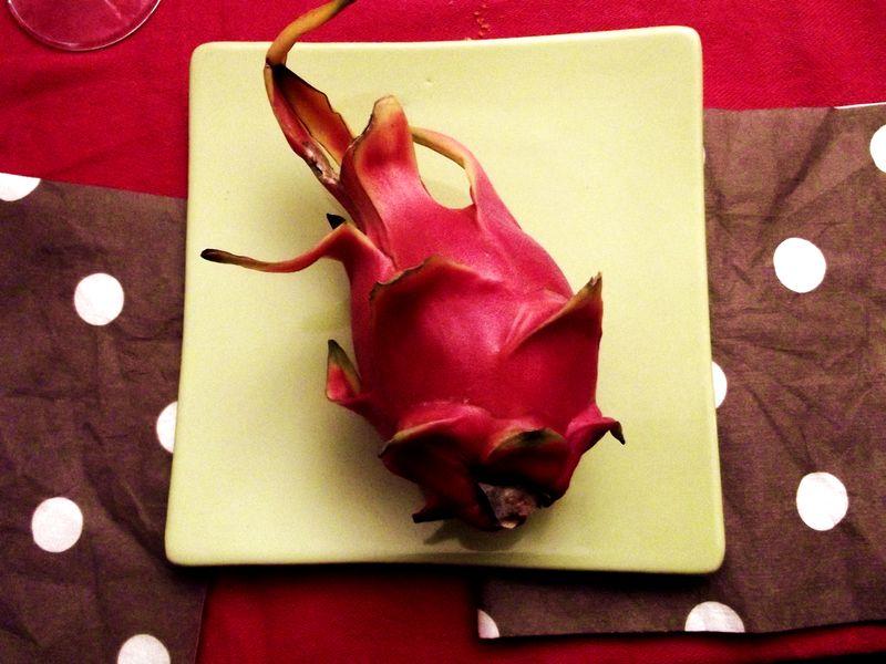 Pitaya fruit du dragon