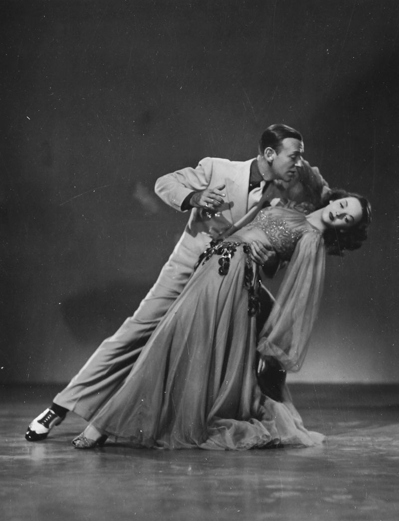 - Astaire, Fred (Yolanda and the Thi