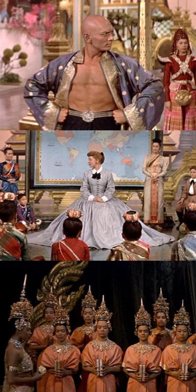 Anna et le roi le film